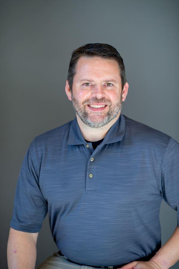Chris Talley (Associate Pastor)