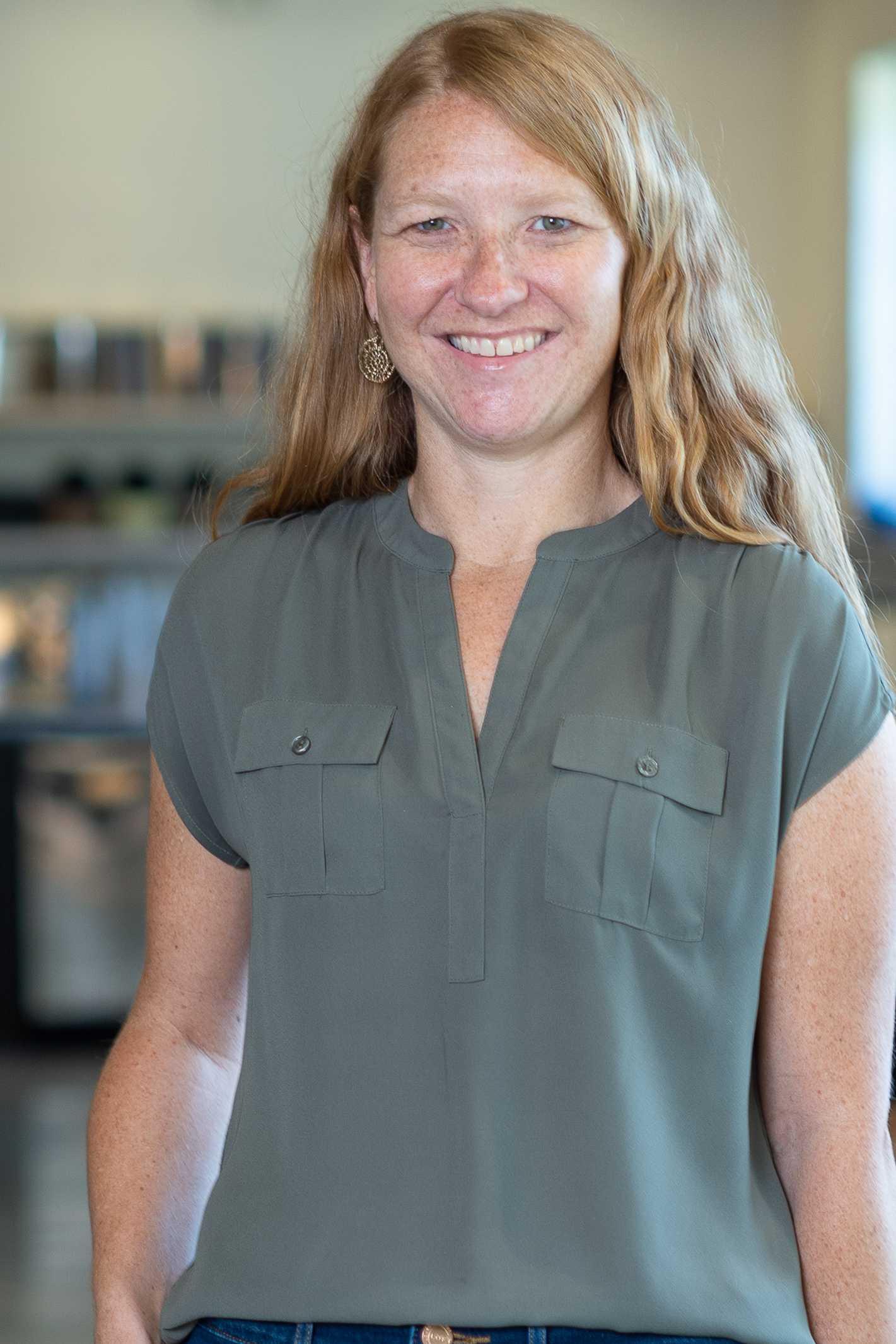 Jenna Teachey (Discipleship Coordinator)