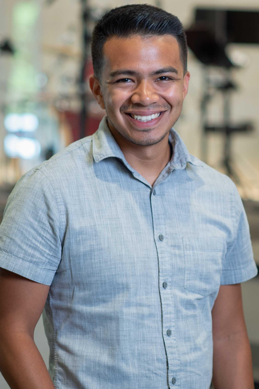 Noe Vallejo (AV Coordinator)