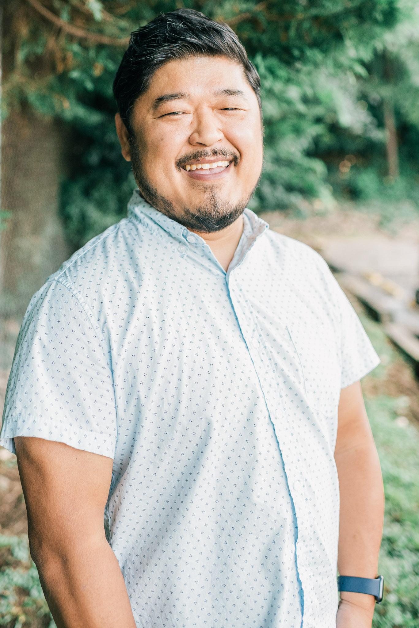 Woonny Kim (Director of Pastoral Care)